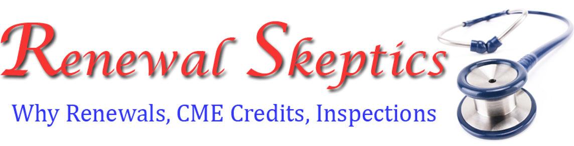 Renewal Skeptics